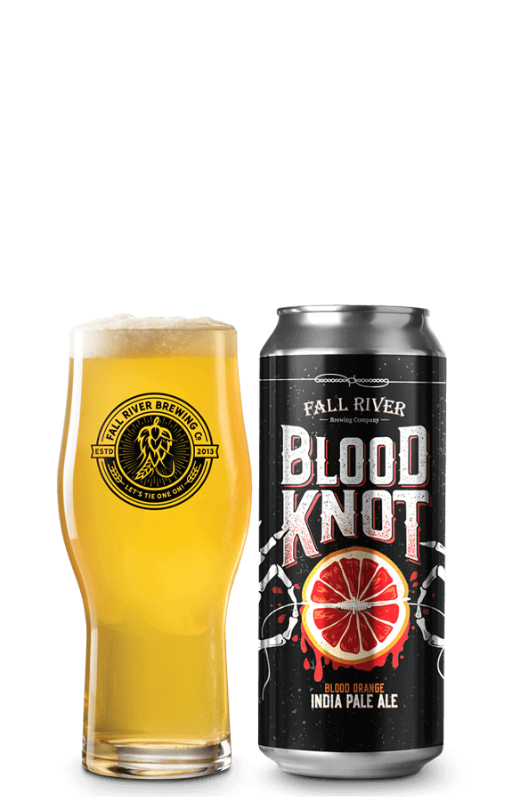 Fall River Blood Knot Northeastern IPA
