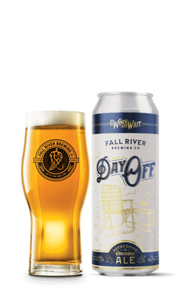Fall River Day Off Refreshing & Crushable Ale