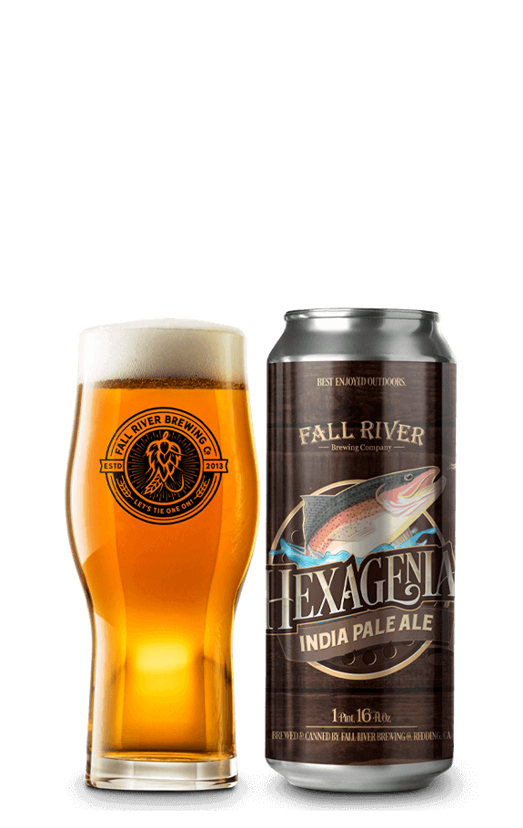 Fall River Hexagenia IPA