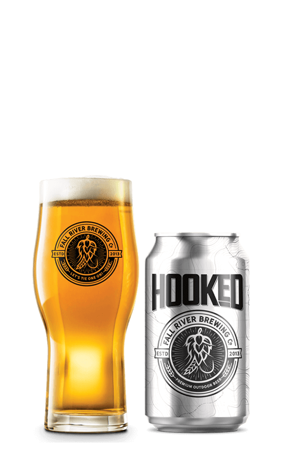 Fall River Hooked Lager