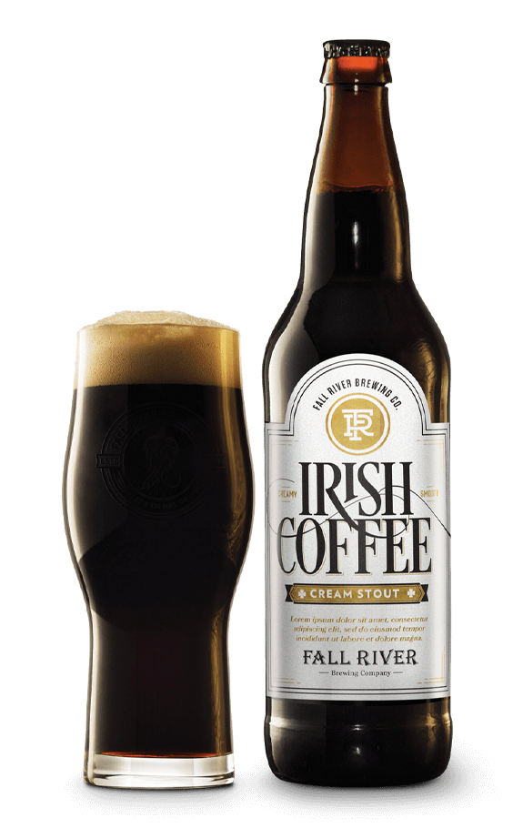 Fall River Irish Coffee Cream Stout