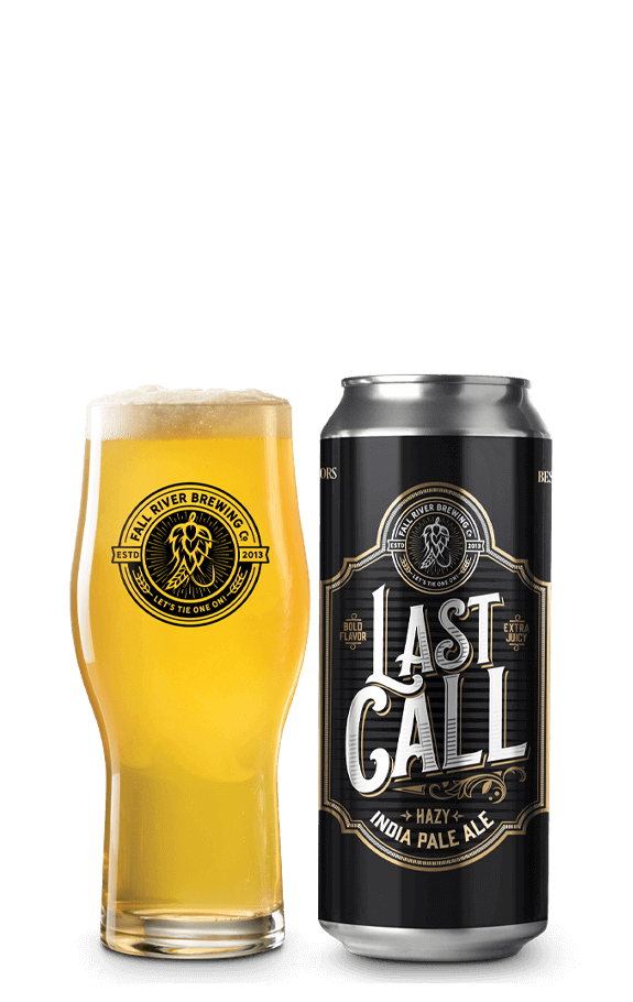 Fall River Last Call Northeastern IPA