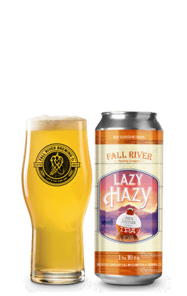 Fall River Lazy Hazy Northeastern IPA