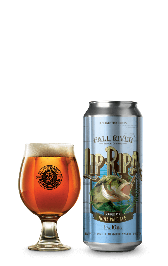Fall River Lip Ripa Triple Rye IPA