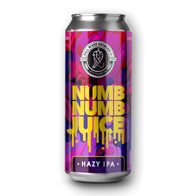Fall River Numb Numb Juice Hazy IPA