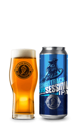 Single Track Obsession Session IPA