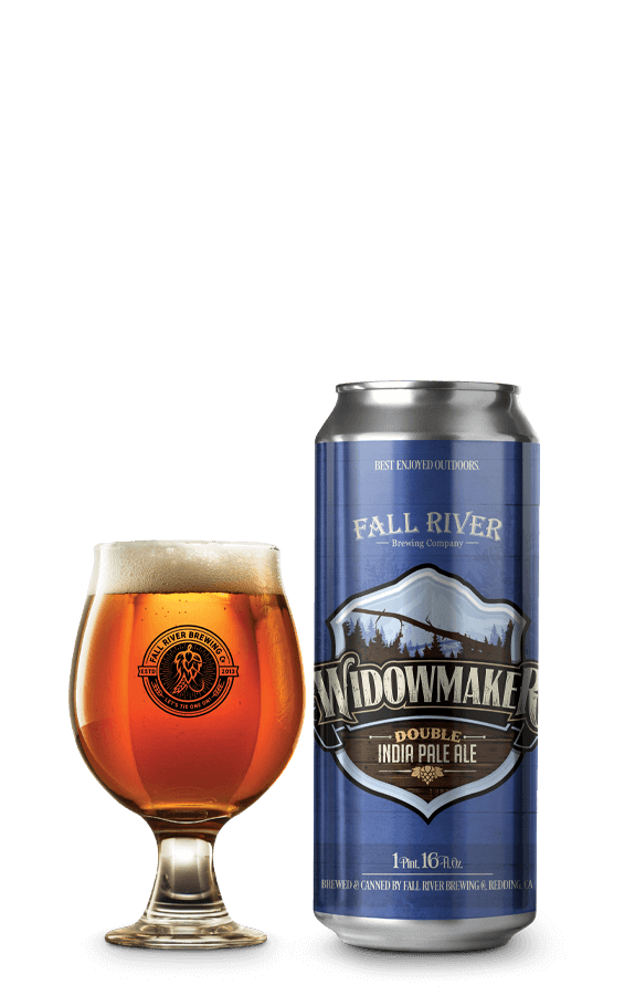 Fall River Widowmaker Double IPA