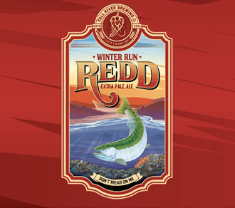 Winter Run Redd Extra Pale Ale