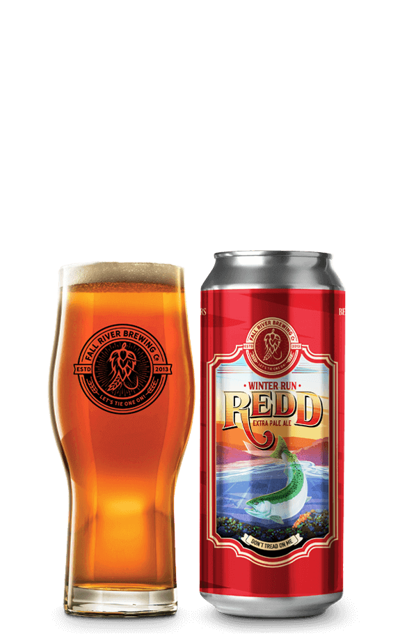 Fall River Winter Run Redd Extra Pale Ale