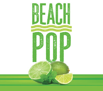 Fall River Beach Pop Mojito Hard Seltzer